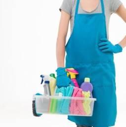 Serviços de limpeza residência ou empresa - Goiânia e região