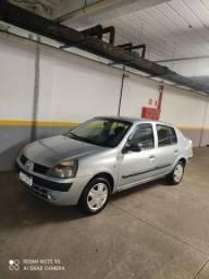 VENDO OU TROCO RENAULT CLIO 1.6 16V FLEX 2005 (2020 PAGO SO TRANSFERIR)