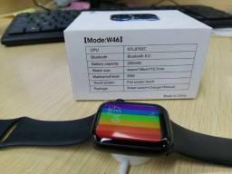 Iwo W46 | Melhor smartwatch de 2020 | Carregamento sem fio | tela Full HD+