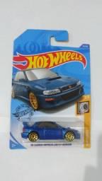Hotwheels 98 Subaru Impreza 22B sti-version