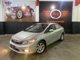 Honda Civic Exr 2.0 Aut - 2014 - Entrada apartir de 8 mil