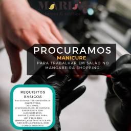 MANICURE P/ SALÃO EM MANGABEIRA SHOPPING