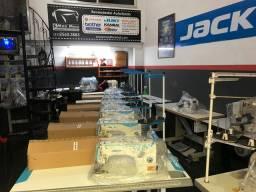 Máquinas Reta JACK - Nº 1 em Vendas na KMAX MAQ