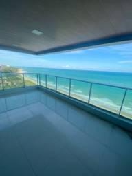 Fantástico apartamento 4 Suites beira mar