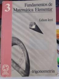 Fundamentos da matemática elementar 3 trigonometria