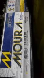Bateria Nova Moura Clean 170ah Estacionária - Som Gel