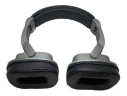 Fone de ouvido Bluetooth que vira caixinha de som