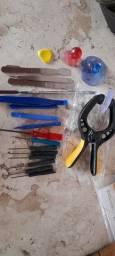 Kit de ferramentas para reparo de Celular