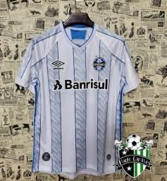 Camisa Branca Grêmio 2020