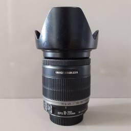 Lente canon 18x200