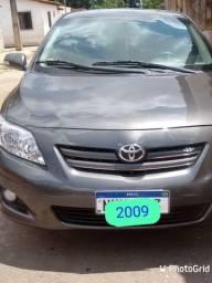 Vendo ou troco Corolla 2009 por caminhonete