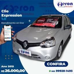 Clio Expression 1.0 2015