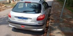 Título do anúncio: Peugeot 206 1.0 16v 2002 4 portas