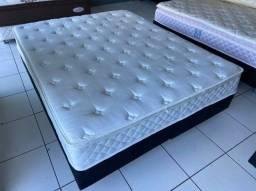 conforto e qualidade cama queen size