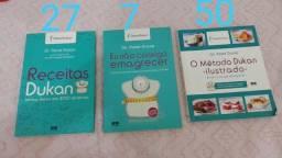 Título do anúncio: 3 Livros Método dukan
