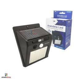 Título do anúncio:  Arandela Led C/ carregador Solar