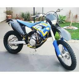 Título do anúncio: MOTO KTM HUSABERG FE 450 CC
