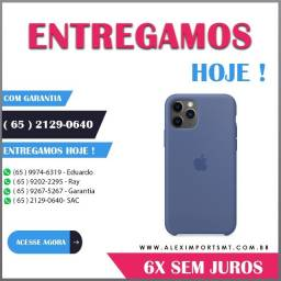 Capa de silicone para iPhone 11 Pro ? Espuma do mar Aveludada