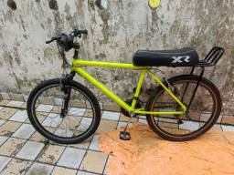Título do anúncio: Vendo bike super nova