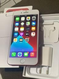 Título do anúncio: Iphone 7 Plus Red Edition 256GB