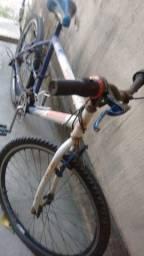 Bike precisando de conserto