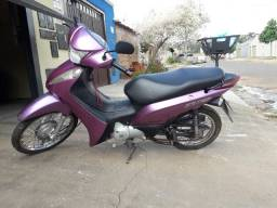 honda/biz 125 es / rosa