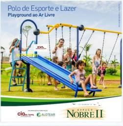 Título do anúncio: Loteamento de 150 m² >> Espaço Nobre II >>