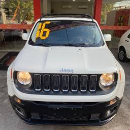 Jeep Renegade Longitude 1.8 2016 Completo