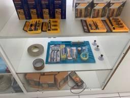 Monte seu kit básico para manutenção celular
