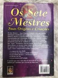 Livro Os Sete Mestres Suas Origens e Criações