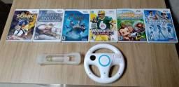 Lote Nintendo Wii