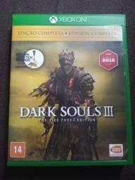 Título do anúncio: Dark souls 3 Xbox one
