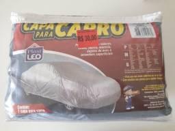Título do anúncio: NOVO - CAPA PRA CARRO COM ELÁSTICO EM POLIETILENO