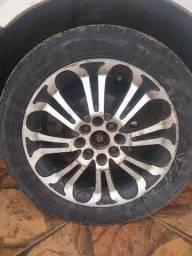 Troco pneu 15 por 13 leia