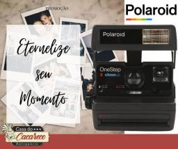 Camera Polaroid Antiga