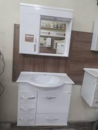 kit gabinete de banheiro