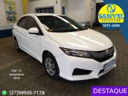 Honda City 1.5 Automático - 2016