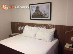 Apartamento à venda com 1 dormitórios em Itapoã, Belo horizonte cod:729904