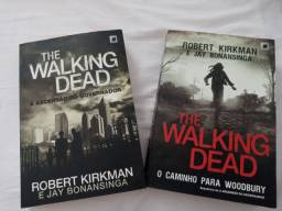Livro The walking dead