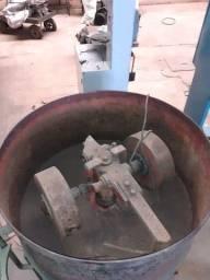 Misturador areia.  500 kg