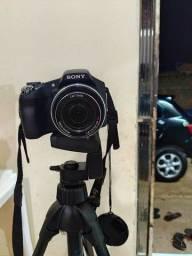 Vendo Câmera Sony profissional com tripé