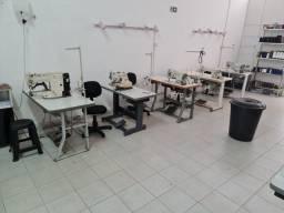 Confecção / máquinas de costura industrial