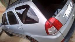 Fiat Palio Weekend Hlx 1.8-mpi Flex 4p 2005 Gnv