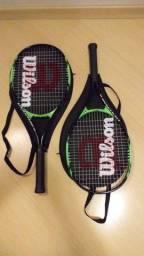 Raquete profissional Wilson original