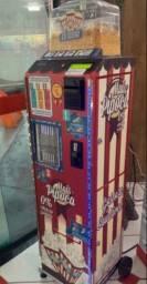Máquina de mais pipoca automática