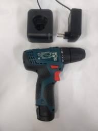 Título do anúncio: Parafusadeira e Furadeira Bosch GSR 120-LI (21095) #ClimaRio