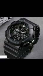 Título do anúncio: Relógio digital skmei shock  R$89,90 aprova d'água
