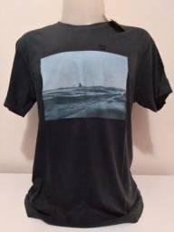 Título do anúncio: Camiseta Surf Hang loose Cinza