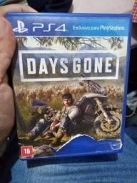 Título do anúncio: Days Gone usado.
