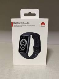 Lançamento Huawei Band 6 com Oxímetro